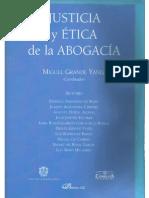 HORTAL Alonso, Augusto, u201CJusticia, Profesiones y Profesiu00F3n de Abogadou201D (Recuperado)