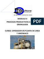 Urea y Amoniaco
