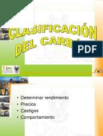 Clasificación de Carbones