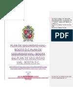 Plan de SV Bogotá D.C.