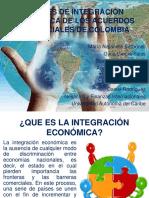 niveles de integración económica de los acuerdos comerciales