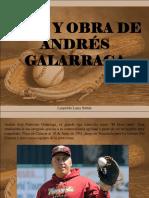 Leopoldo Lares Sultán - Vida y Obra de Andrés Galarraga