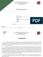 Proyecto Aprendizaje UE Bolivar