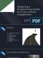 i-house programing presentation