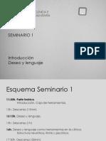 Presentacioìn Seminario1 IIed