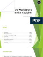 Apps of Mechatronic in the Medicine-1[1]