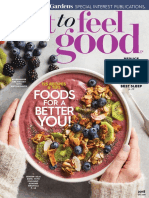 Better Homes & Gardens ; Eat to Feel Good - 2018