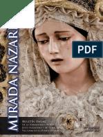 Revista de la Cofradía del Nazareno 2018