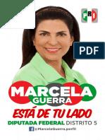 Marcela Guerra. Volante Frontal
