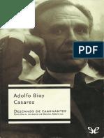 Descanso de Caminantes - Adolfo Bioy Casares