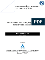 OPD Business Plan 2017-19