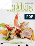 Wedding Planner Magazine Volume 1, Issue 4