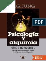 Psicología y Alquimia - Carl Gustav Jung