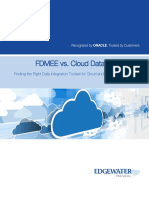 Whitepaper - FDMEE vs Cloud Data Management