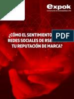 Cómo El Sentimiento en Las Redes Sociales de RSE Afecta Tu Reputación de Marca
