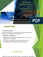 Métodos y Herramientas de La Ingeniería en Software (1)