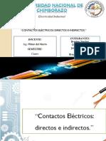 Contactos eléctricos