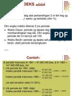 Stat I 9-10 Angka Indeks