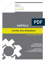 Cartilla EPS 2018