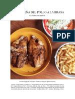 Guía Limeña Del Pollo a La Brasa