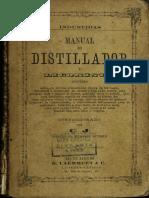 Manual Do Distillador e Licorista