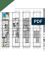 Piero Fatur Arquitectura 1 - Plantas