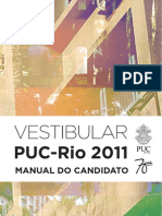 Manual Do Candidato PUC 2011
