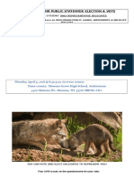 WDNR 2018 Election and Vote - Flyer 4 Wolves (v1).doc