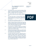 IFALPA Annex 6, Part III, Attachment A