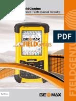 GeoMax FieldGenius Premium BRO 0916 en LR