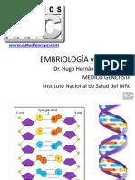 EMBRIOLOGIAyGENETICA_EstudiosMyC