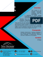 Brochure BigData Analytics