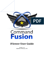 CommandFusion IViewer User Guide v1.0.4