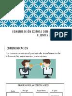 Comunicación Exitosa Con Clientes