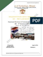 Lic Lab Manual Final - 2017-2018