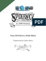 El Ogro Malvado - Tony DiTerlizzi y Holly Black-FREELIBROS