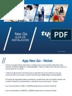 NEO GO App-Setup v8 Esp