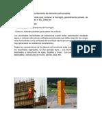 Metodología Para El Encoframiento de Elementos Estructurales