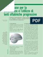 17_05_05 Nozioni base per la conoscenza e l'utilizzo di lenti oftalmiche progressive
