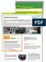 Newsletter Septiembre