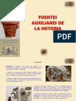 lahistoria-fuentes de estudio y caractersticas