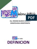Mieloma Multiple