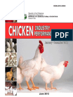 Chicken Industry Performance Report 2012