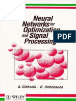Neural Networks for Optimization and Signal Processing Cichocki Unbehauen.pdf