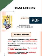 8 TITRASI  REDOKS