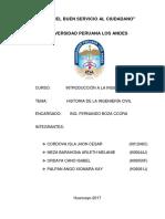 Monografia de Historia de Ing Civil