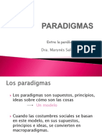 A Paradigmas