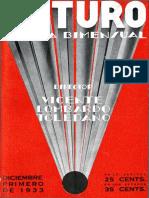 1 Futuro 1 Diciembre 1933