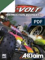 Re Volt Windows 0g3i Manual