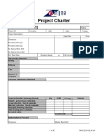 01 Project Charter